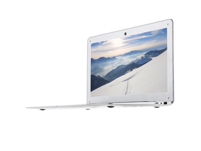 Jumper Ezbook 2 14.0 inch Ultrabook Notebook Windows 10 Intel Cherry Trail X5 Z8350 Quad Core 1.44GHz 4GB RAM 64GB eMMC, Silver