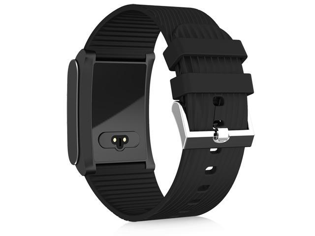 X9 PRO Smartband IP67 Waterproof Heart Rate Blood Pressure Monitor, Black