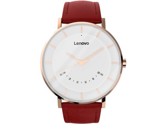 Lenovo Watch S Smartwatch Business Leisure Watch 5ATM Waterproof / Find Phone / Heart Rate / Blood Pressure Monitor / Remote Camera