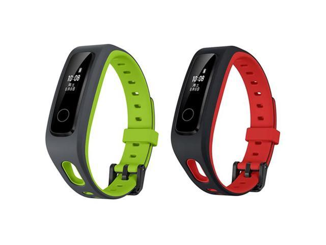 HUAWEI Honor Band 4 0.5 inch Screen Bluetooth 4.2 Call / Message Reminder Running Version Red