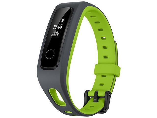 HUAWEI Honor Bracelet 4 0.5 inch Screen Bluetooth 4.2 Call / Message Reminder Running Version Green