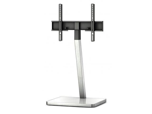 "Sonorous PL-2700 Modern TV Floor Stand Mount / Bracket For Sizes up to 60"" (Aluminum Construction)"