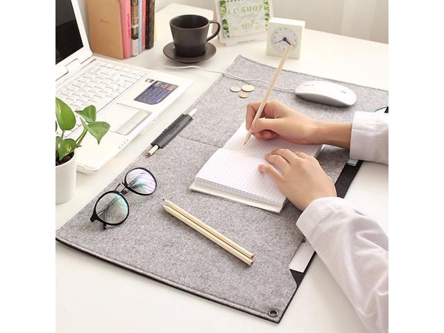Wanmingtek Professional Felt Mouse Pad 2 Layers XL Size 600x300MM