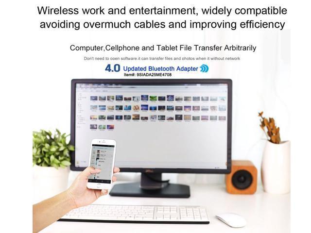 High Performance Bluetooth 4 0 Adapter, Wireless Bluetooth CSR 4 0