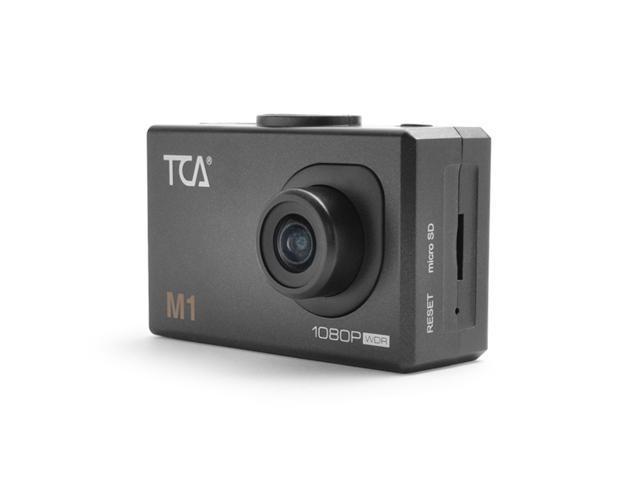 M1 - Ultra Wide Range High Pixel Density Full HD Dashboard Cam Includes 16 GB Sandisk Ultra SD Card