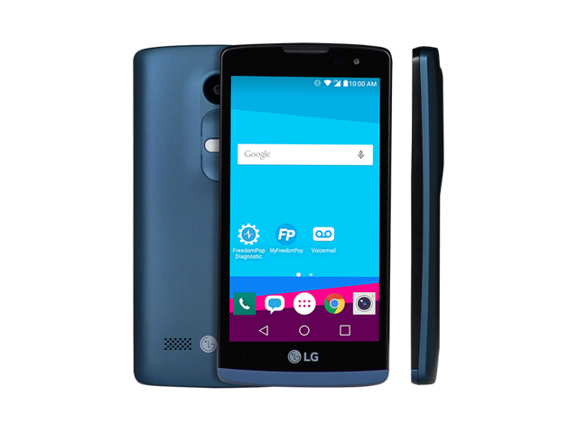 Refurbished: LG Tribute 2 LTE w/ 100% Free Mobile phone Service - FreedomPop