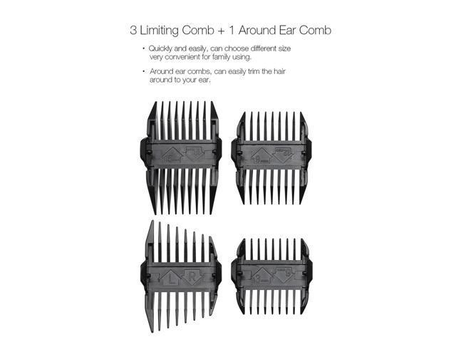 Digoo Bb T1 Usb Ceramic X Blade Hair Trimmer Rechargeable Hair