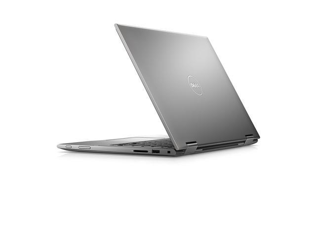 """DELL Inspiron 13 i5379-5296GRY-PUS Intel Core i5 8th Gen 8250U (1.60 GHz) 8 GB Memory 1 TB HDD Intel UHD Graphics 620 13.3"""" Touchscreen 1920 x 1080 Convertible 2-in-1 Laptop Windows 10 Home 64-Bit"""