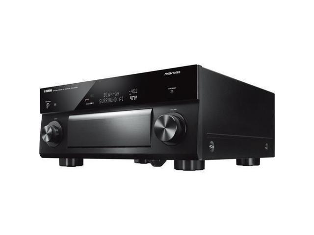 Yamaha AVENTAGE RX-A2080 9.2-ch 4K Ultra HD AV Receiver with HDR, Dolby Vision, Dolby Atmos, Wi-Fi, Phono, YPAO and MusicCast. Works with Alexa.