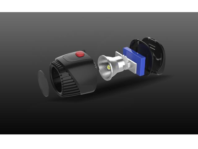 YAGE headlight led flashlight fishing light head lamp for Hunting mini touch 2-mode switch convenient specialized outdoor lamp