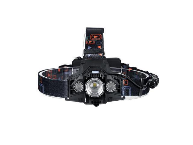 YAGE Rechargeable Led Head Lamp Lights Headlamp Forehead Flashlight Head Light Led Lintern Touch Fishing Lanterna 18650 Battery