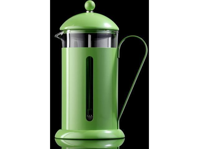La Cafetiere - Randwyck Rainbow Cafetiere - 8 Cup - Apple