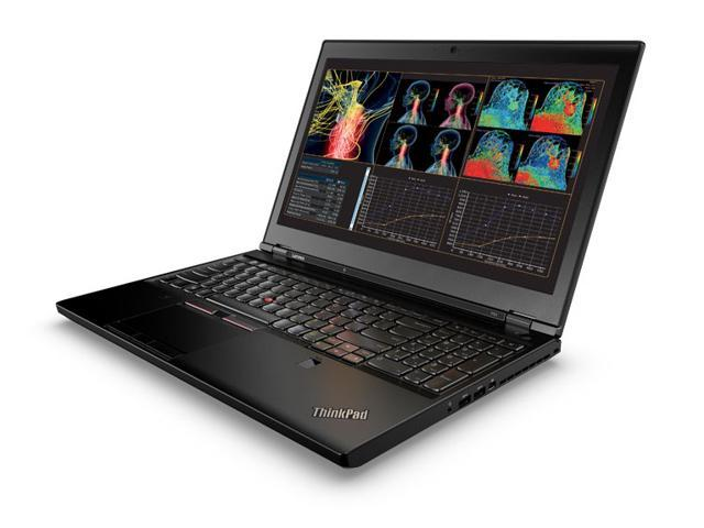 Lenovo ThinkPad P51 Laptop Computer 15.6 inch IPS Screen, Intel Quad Core i7-6820HQ, 2.70 GHz (6th Gen) 8GB DDR4 SDRAM, 250GB SSD, Win10, 3 YR WTY