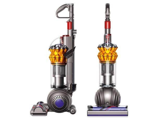 Refurbished: Dyson Small Ball Multi Floor Upright Vacuum | Yellow