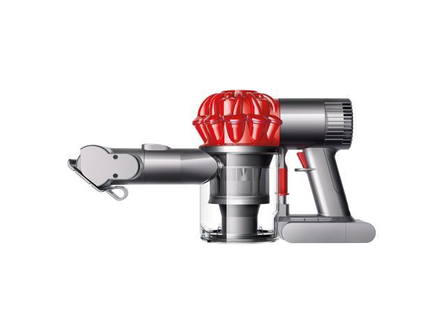 Refurbished: Dyson V6 Car + Boat Cordless Handheld Vacuum | Red/Iron