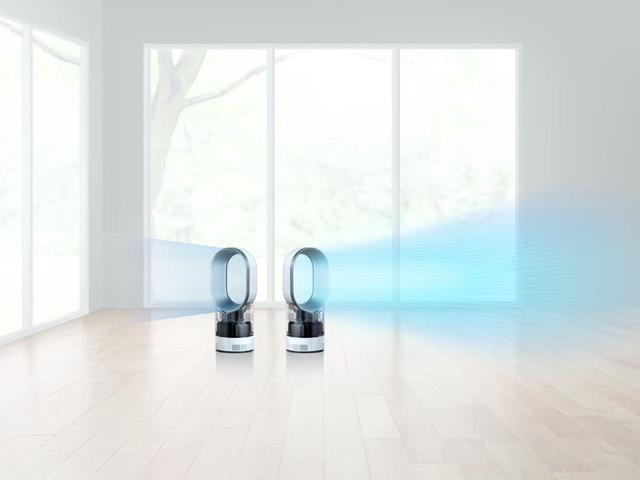 Refurbished: Dyson AM10 Humidifier + Fan