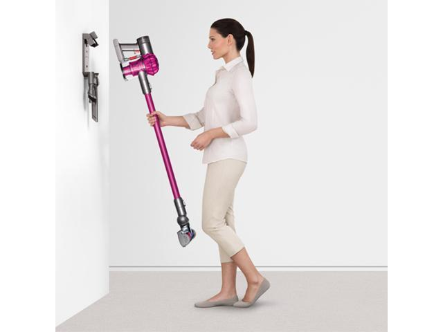 Refurbished: Dyson SV04 V6 Absolute Cordless Vacuum | Fuchsia