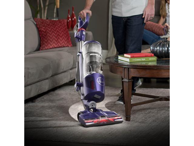 Hoover PowerDrive Bagless Swivel Steering Upright Pet Vacuum