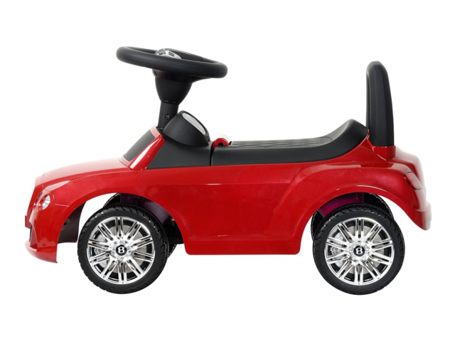 BENTLEY Continental GT Ride-On Push Car Model 326 red