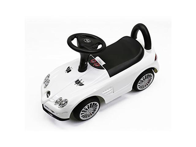 MERCEDES BENZ SLR McLaren Roadster 722s Ride-On Push Car Officially Licensed