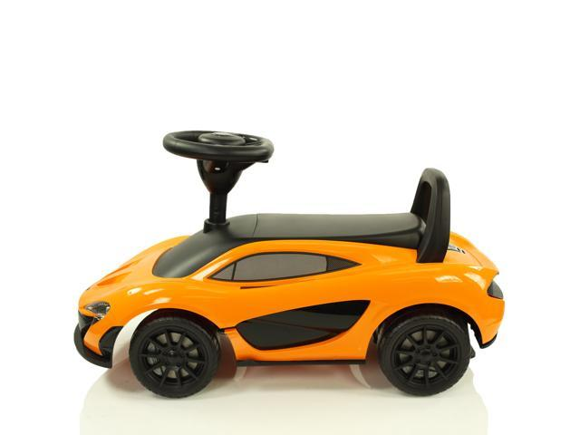 Evezo McLaren Ride-On, Toddler, Push Car, Orange