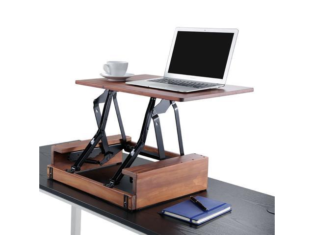 Comix Standing Desk Height Adjustable Desk Converter Size