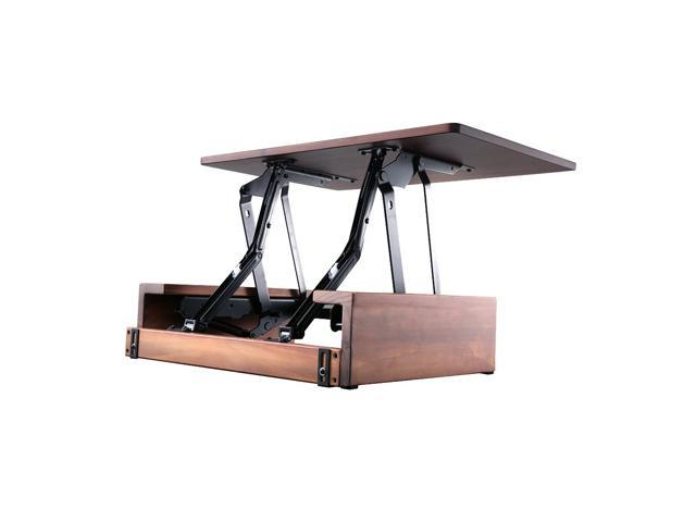 Comix Standing Desk Height Adjustable Desk Converter Size 24x36