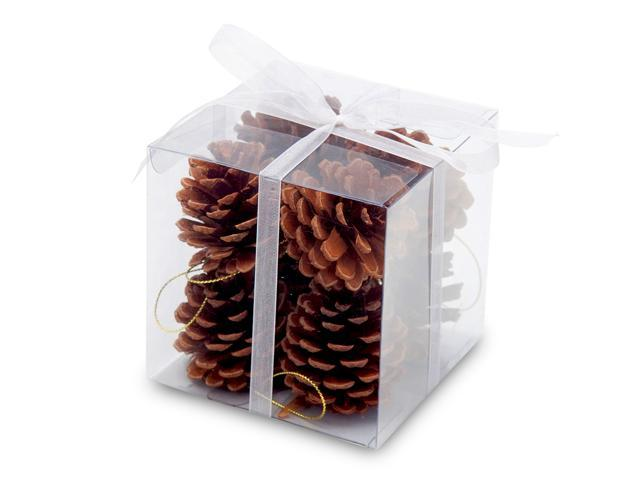 Comix Hanging Pine Cone Christmas Ornament Decoration