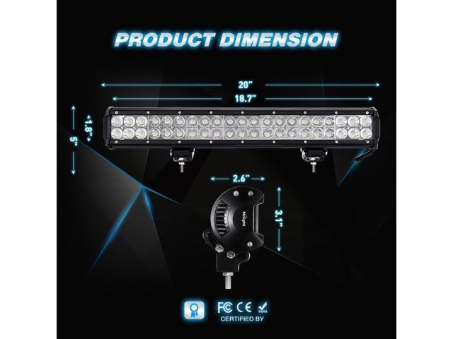 AE3G_131431110597222481JaxL8IOmsP nilight 20 inch 126w spot flood combo led light bar led work light  at nearapp.co