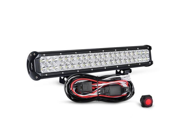 AE3G_131431110603784609TlJ7gH0dxx nilight 20 inch 126w spot flood combo led light bar led work light nilight wiring harnesses at fashall.co