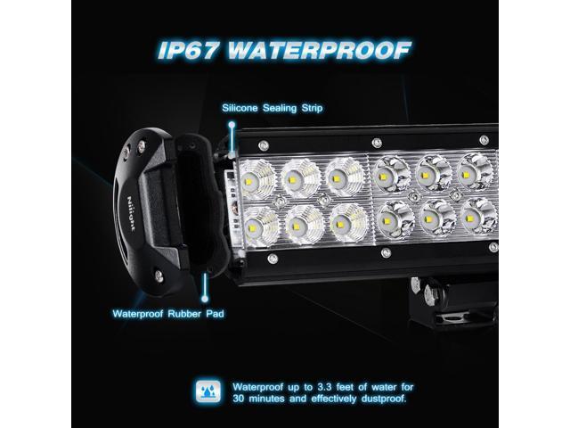 AE3G_131431110608003180AUHgLKLfFG nilight 20 inch 126w spot flood combo led light bar led work light  at mifinder.co