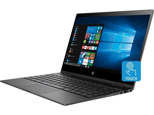 "Refurbished: HP ENVY x360 13m-ag0001dx AMD Ryzen 5 2500U (2.00 GHz) 8 GB Memory 128 GB SSD AMD Radeon Vega 8 13.3"" Touchscreen 1920 x 1080 Convertible 2-in-1 Laptop Windows 10 Home 64-Bit"