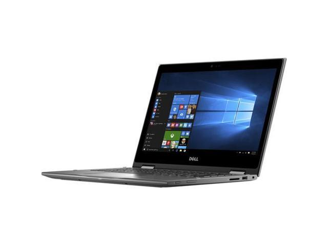 "Dell Inspiron 13.3"" Full HD 2-in-1 Touchscreen Notebook, 8th Generation Intel Core i5-8250U,8GB DDR4 RAM,128GB SSD, Intel UHD Graphics 620,Wifi 802.11AC,Bluetooth,HD Webcam,HDMI,USB, Windows 10 Pro"