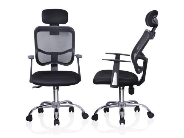Ergonomic Mesh High Back Executive Computer Swivel Desk Task Office Chair