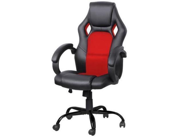 New High Back Nylon Mesh Executive Office Desk Race Car Seat Racing Gaming  Chair ...