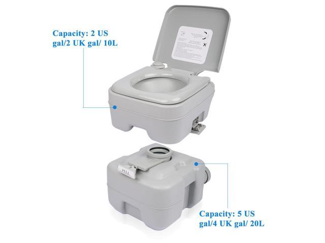 Portable Boat Toilet : Best portable toilet top picks and buying guide