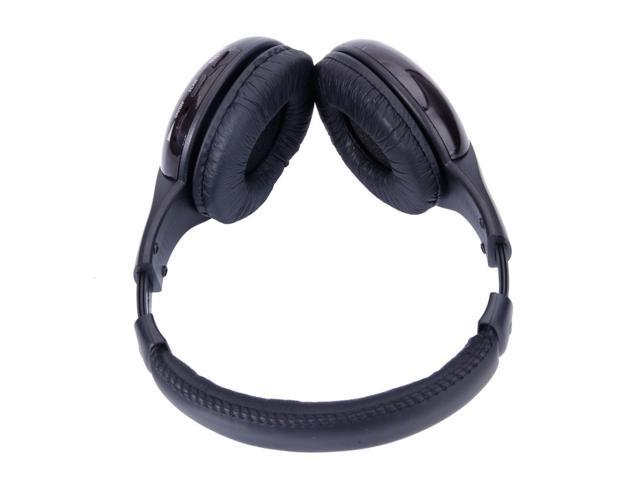 8 in 1 Wireless Headphones Headsets For FM Radio Mp3 Mp4 TV CD/DVD PC VCD Player