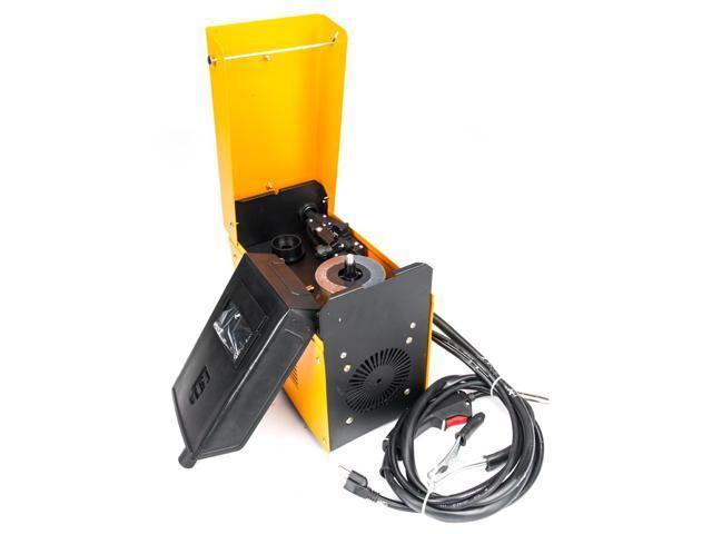Complete Welder Stainless Steel Flux-Corded MIG-130 Electric Welding Machine Set