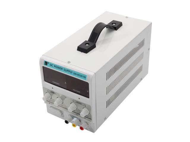 Power Supply Adjustable 60V 5A DC Variable Digital Precision Lab Grade