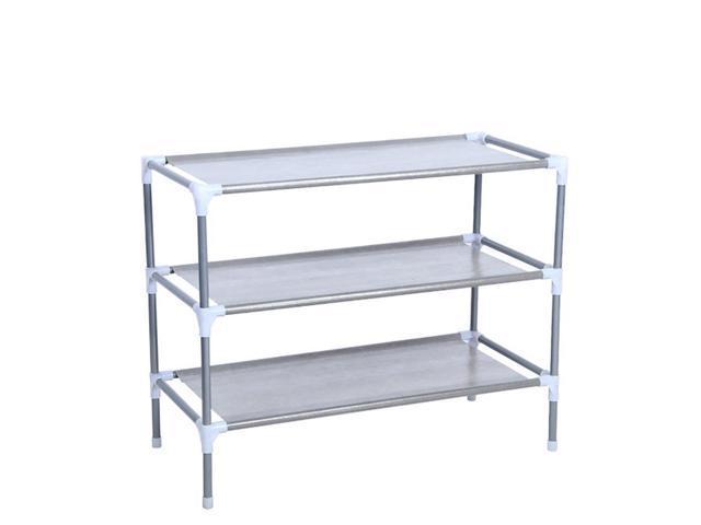 5Tier Home Storage Organizer Cabinet Shelf Space Saving Shoe Tower Rack Stand US
