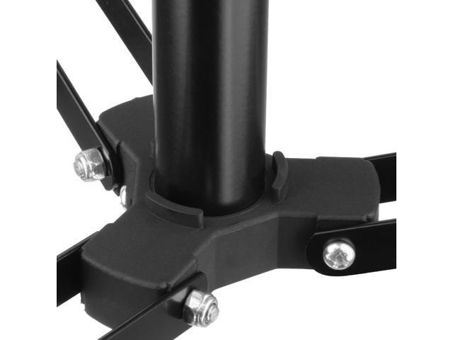 Photo Video Studio Foldable LED Photography Kit 3 Light Stand 3 SoftBox 3 Lamp