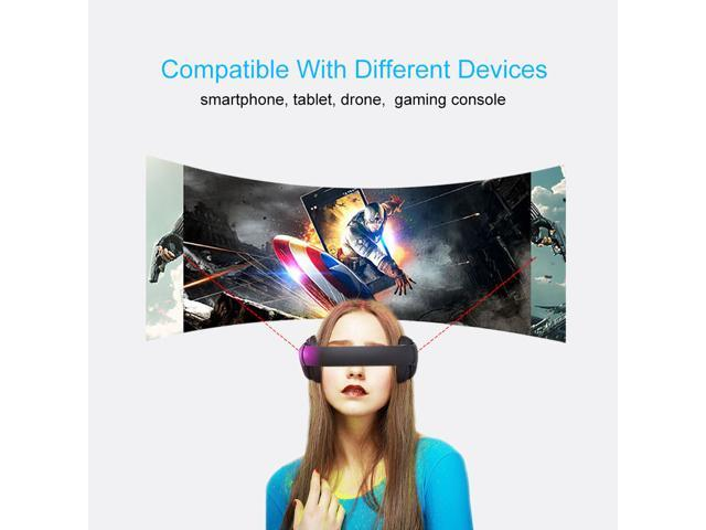 Avegant Glyph AG101 VR Headset Power 3D Mobile Theater International Version
