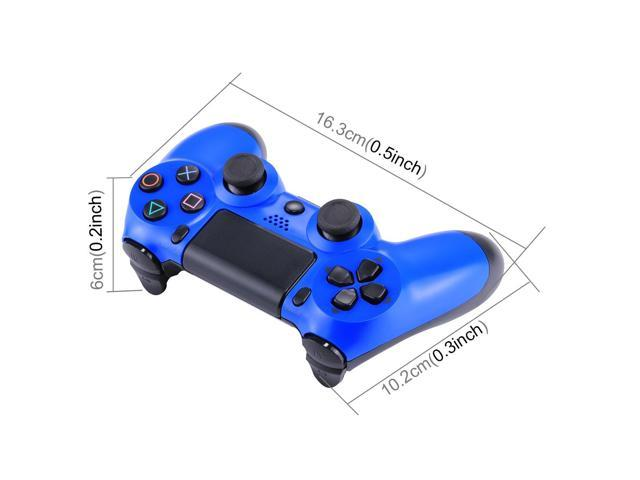 DualShock 4 Wireless Controller for PlayStation 4 (Blue)
