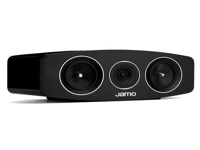Jamo C-10-CEN-HG-BLK Center Speaker - High Gloss Black