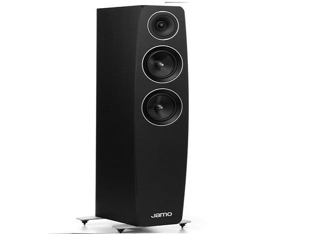 Jamo C-95-BLK Floorstanding Speaker - Black