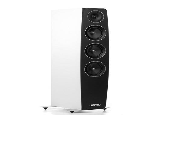 Jamo C-97-WHT Floorstanding Speaker - White