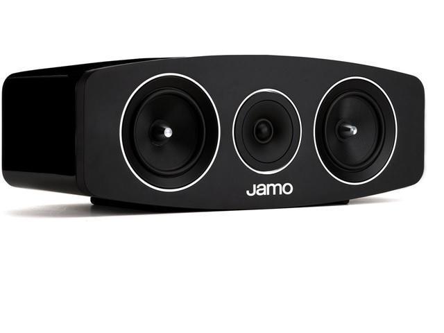 Jamo C-10-CEN-WV Center Speaker - Walnut Veneer