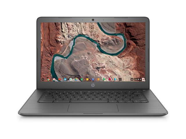 "Refurbished: HP Chromebook - 14-ca070nr 14"", Intel Cereron N2840@2.16 GHz, 4GB RAM, 32GB eMMC, Chrome OS"