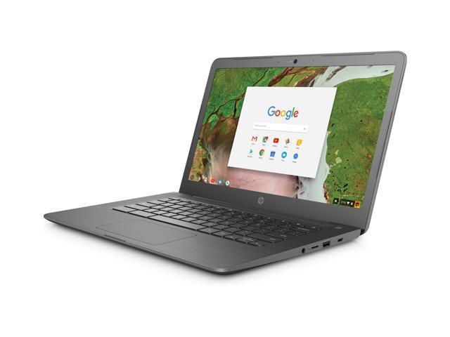 "Refurbished: HP Chromebook - 14-ca030nr - 14"" Screen, Celeron N @ 2.16GHz, 4GB RAM, 16GB SSD"