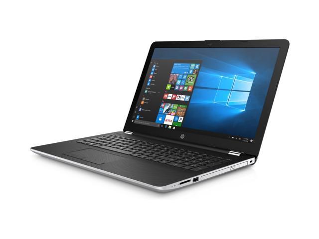 "Refurbished: HP Notebook 15-bw011cy PC with 15.6"" Screen, Intel Pentium N3710 1.6GHz, 8GB RAM, 500GB HDD, Black - B-Grade"